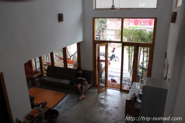 カンボジアシェムリアップ『高知家』ゲストハウス館内画像