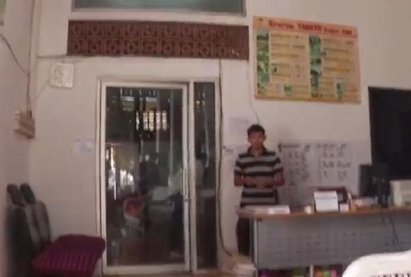カンボジアシェムリアップ『クロマーヤマトゲストハウス』フロント画像