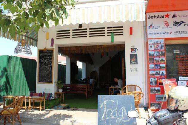 Green on Peace cafe&bar(グリーン・オン・ピース カフェ&バー)外観画像